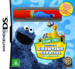 Sesame Street: Cookie's Counting Carnival Video Game (preowned)