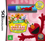 Sesame Street: Elmo's A-to-Zoo Adventure Video Game (preowned)