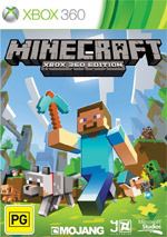 Minecraft - Xbox 360 Edition (preowned)