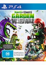 Plants vs Zombies: Garden Warfare (preowned)