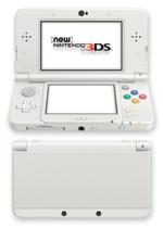 New Nintendo 3DS Console (White)