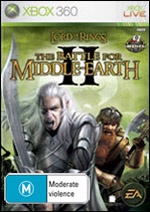 Lord of the Rings: Battle for Middle Earth 2 (preowned)