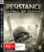 Resistance: Fall of Man (preowned)