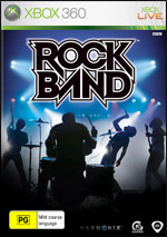 Rock Band - Game (preowned)