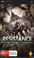 Resistance: Retribution (preowned)