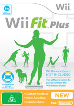 Wii Fit Plus (preowned)