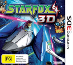 Star Fox 64 3D (preowned)