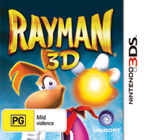 Rayman 3D (preowned)