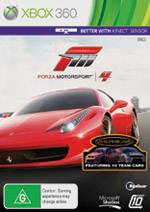 Forza Motorsport 4 (preowned)