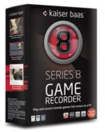 Kaiser baas: Series 8 Game Recorder