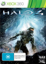 Halo 4 (preowned)