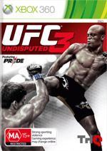 UFC Undisputed 3 (preowned)
