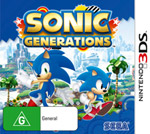 Sonic Generations (preowned)