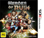 Heroes Of Ruin (preowned)
