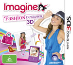 Imagine: Fashion Designer 3D (preowned)