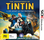 The Adventures of Tintin: The Game (preowned)