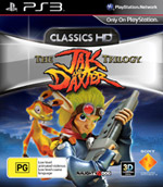 Jak & Daxter Trilogy (preowned)