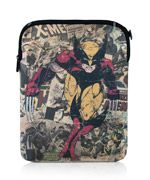 Neoprene Tablet Sleeve: Wolverine