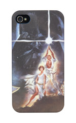 iPhone 4 Case: Star Wars IV Poster