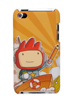 iPod Touch 4 Case: Scribblenauts
