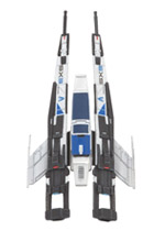 Mass Effect 3 SX3 Ship Replica