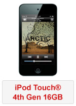 iPod Touch® 4th Gen 16GB (Refurbished by EB Games) (preowned)