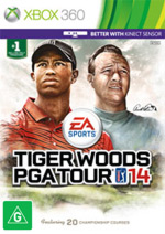 Tiger Woods PGA Tour 14 (preowned)