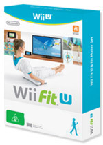 Wii Fit U (preowned)