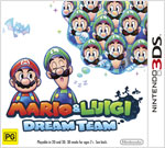 Mario and Luigi Dream Team Bros. (preowned)