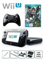 Wii U Monster Hunter 3 Ultimate Limited Edition Premium Pack