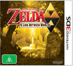 The Legend of Zelda: A Link Between Worlds (preowned)