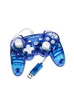 Rock Candy PlayStation 3 Controller - Blue