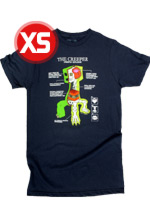 Minecraft Creeper T-Shirt - Kids - Extra Small