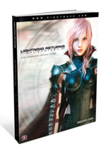 Lightning Returns: Final Fantasy XIII Regular Edition Official Guide