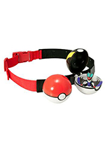 Pokemon: clip 'n' carry Poke Ball Belt
