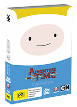 Adventure Time - The Complete First Season - DVD