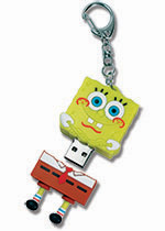 Spongebob Squarepants 8GB USB Flash Drive