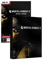 Mortal Kombat X Steel Case Edition