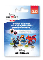 Disney Infinity 2.0: Originals Power Disc Pack