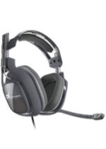 ASTRO A40 Gen2 Wired PC Headset (no Mixamp) - Steel Grey