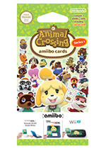 Nintendo amiibo - Animal Crossing Cards Series 1