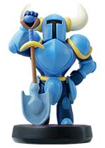 Nintendo amiibo (Shovel Knight) - Shovel Knight