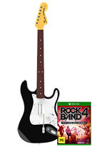 Rock Band 4 - Guitar Bundle