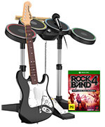 Rock Band 4 – Band in a Box Bundle