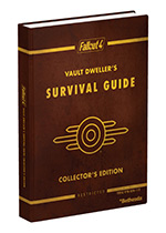 Fallout 4 Vault Dweller's Collector's Edition Survival Guide