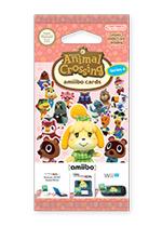 Nintendo amiibo - Animal Crossing Cards Series 4