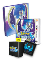 Pokémon Moon Collector's Edition