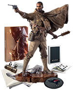 Battlefield 1: Collector's Edition Contents