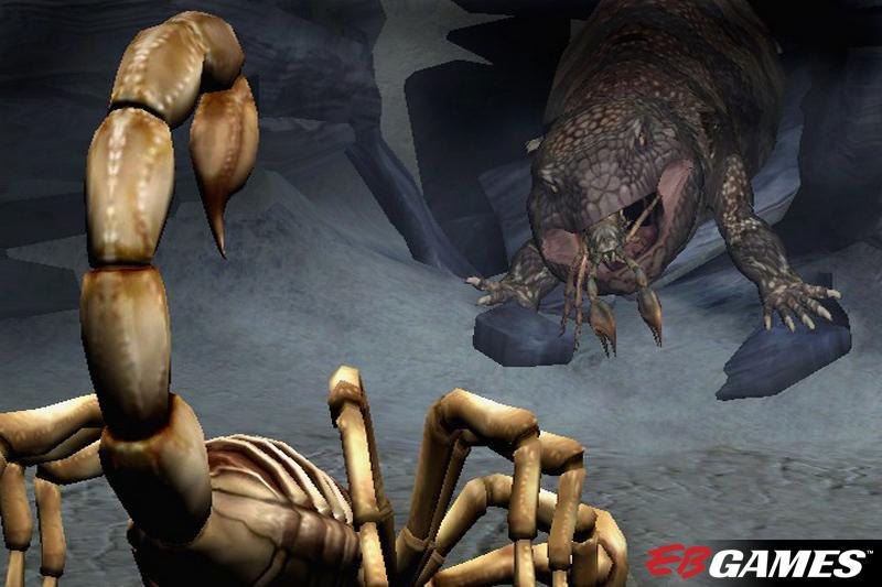скачать игру Wii Deadly Creatures - фото 3